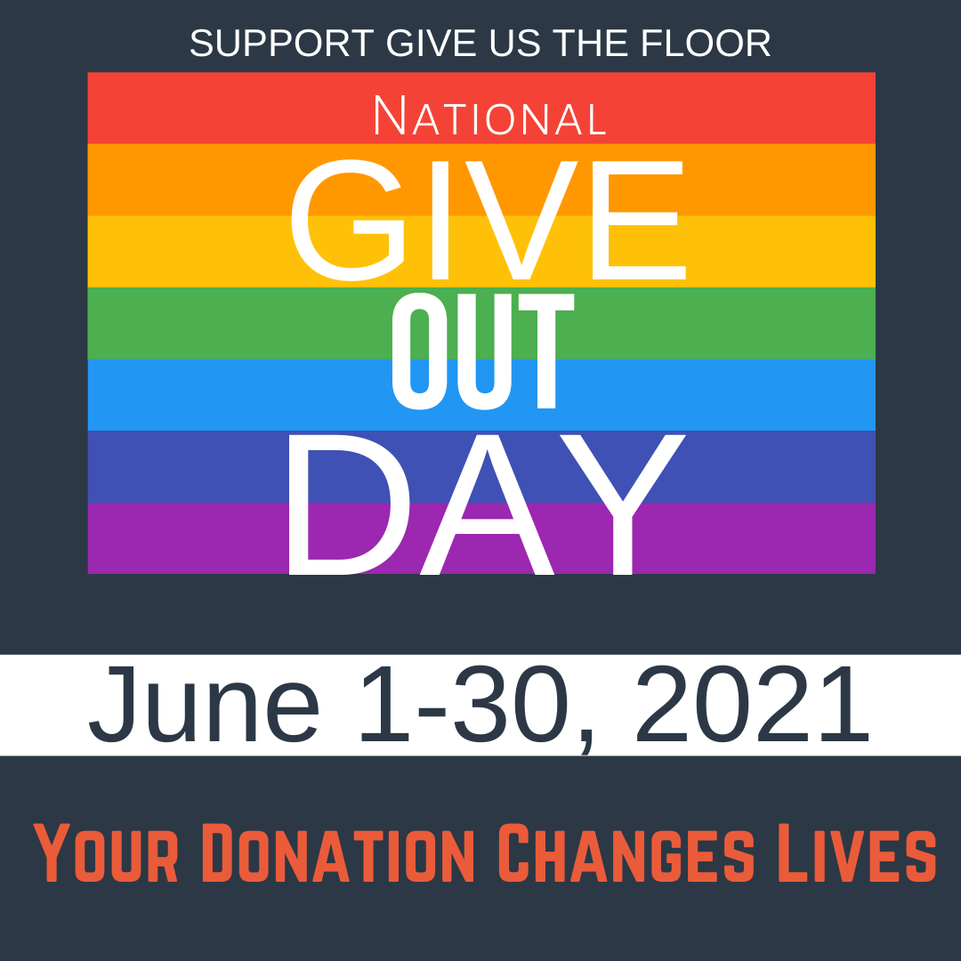 Donate Give Out Day
